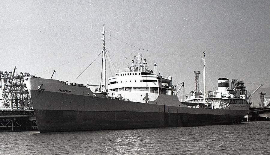 танкер Кременчуг