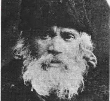 Кременчугский рабби Авраам Штернгарц
