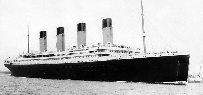 Пароплав Титанік та кременчуцький мільйонер в Америці