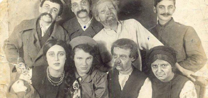 Кременчугские евреи и репрессии 1937 года