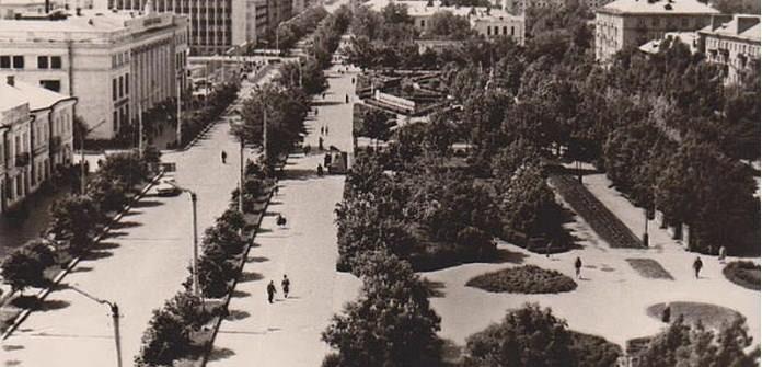 Галина Брежнева и ее еврейские подруги в Кременчуге
