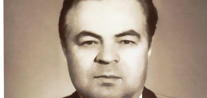 Подполковник Пасечник Борис Каленикович