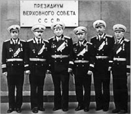 Герой мирного времени - кременчугский подводник
