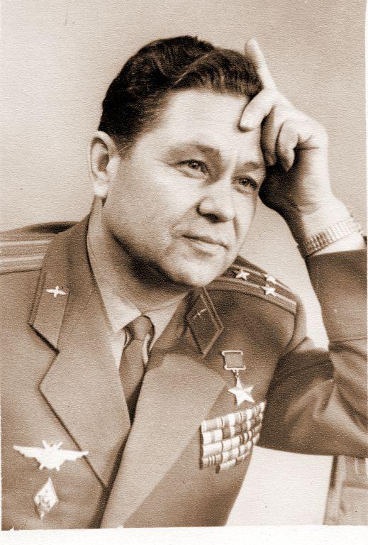 Герой Советского Союза Михайлик Яков Данилович