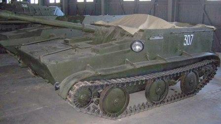 Продукция КВСЗ противотанковая самоходка К73