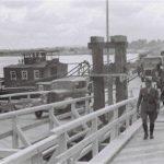Крюковский мост и переправы в годы Второй мировой войны