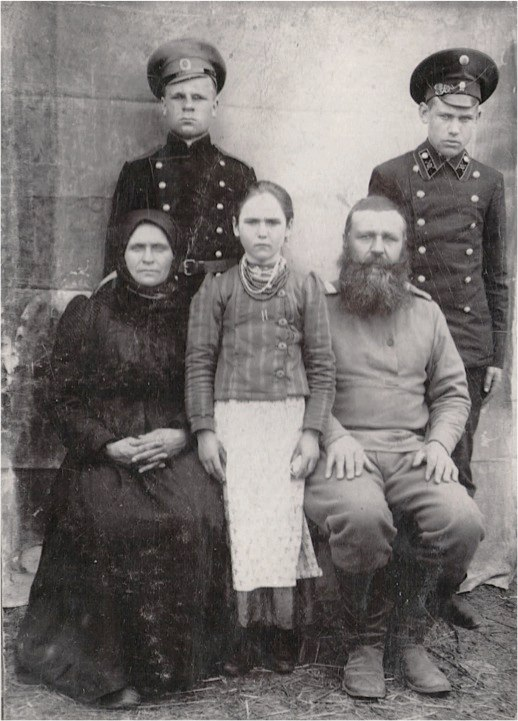 Мой дед - кременчугский почтальон