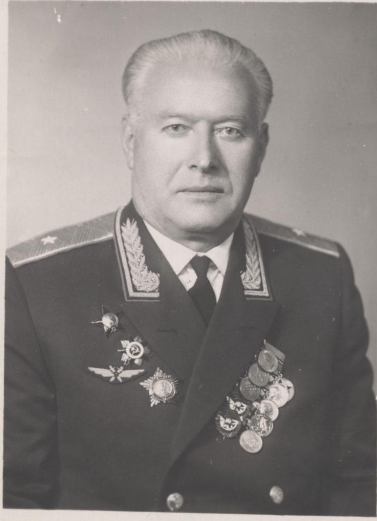 генерал-майор Литвин