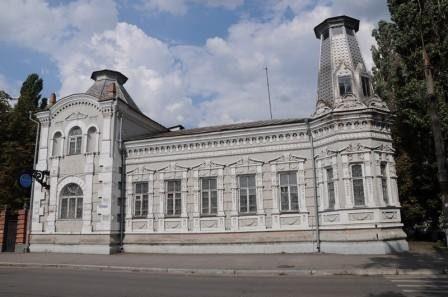 Дом купца 1 гильдии Чуркина