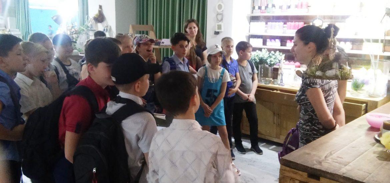 Экскурсия на Кременчугский свечной завод