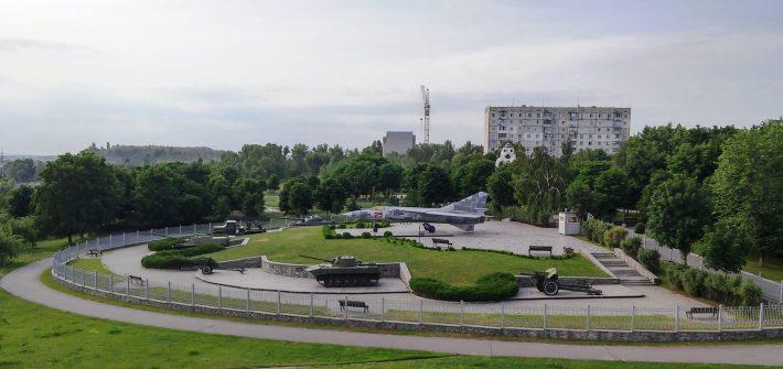 Выставка военной техники Кременчуг