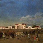 Крендовский Е.Ф. Площадь провинциального города