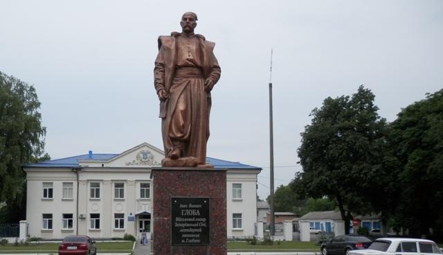 Музей военной истории Кременчуга - зал АТО
