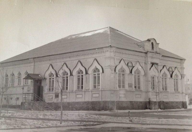 Малая синагога Кременчуга