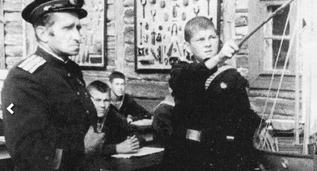 Кременчугский юнга детство опаленное войной
