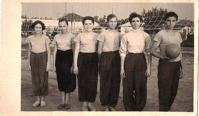 Евреи Кременчуга и спорт