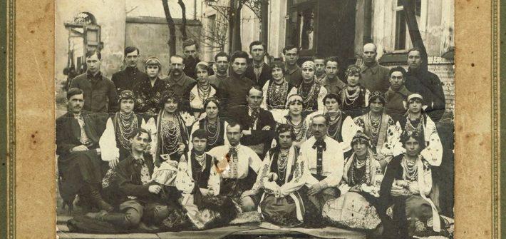 100 РОКІВ КРЕМЕНЧУЦЬКІЙ КАПЕЛІ ІМЕНІ М.ЛИСЕНКА