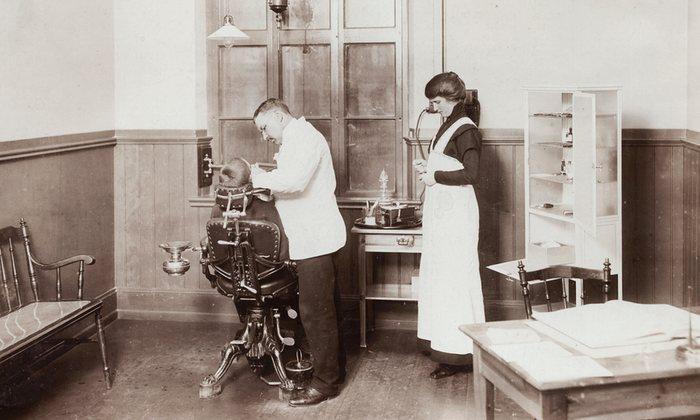 Стоматологична служба Кременчука у 20 столітті