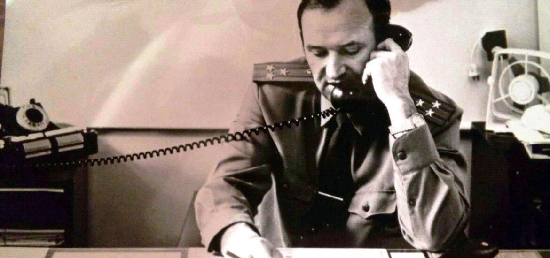 Заслуженный врач Украины полковник Марущак
