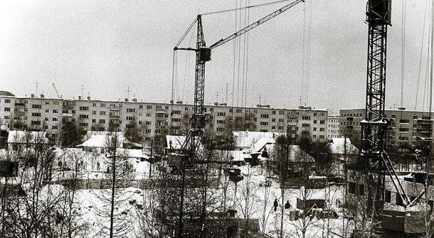 Они строили Кременчуг