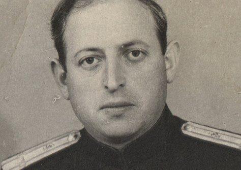 Начмед Кременчугского госпиталя