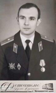 Заслуженный врач Украины полковник Мацийчук