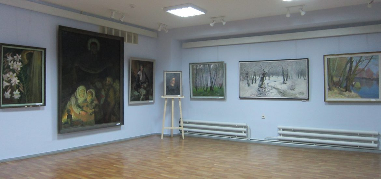 Картинная галерея Натальи Юзефович