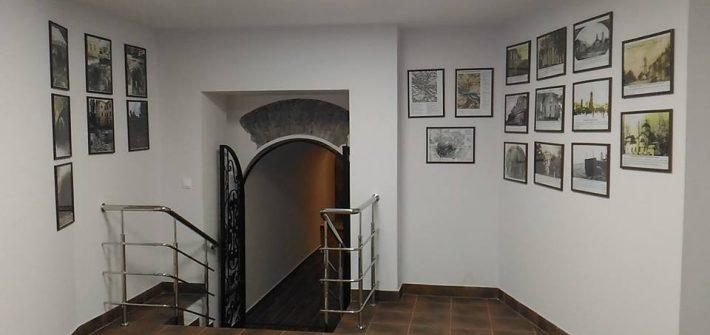 Музейная комната Остатки старообрядческой церкви