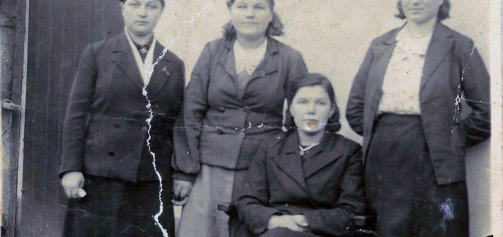 История остарбайтера Анны Еременко