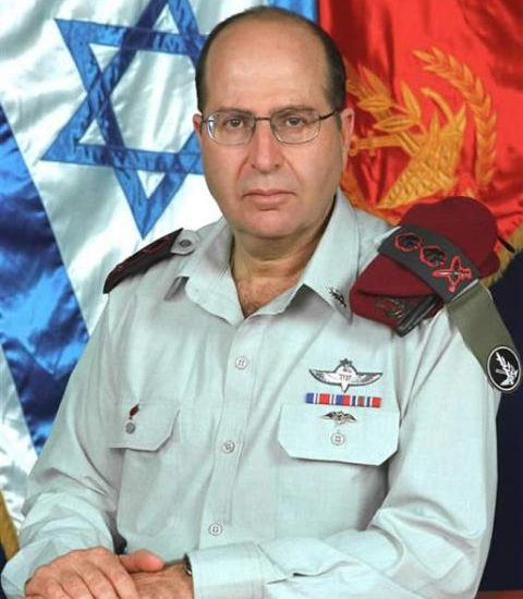 Крюківський міністр оборони Ізраиля